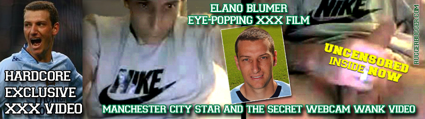 Manchester City star Elano Blumer and the sex scandal video
