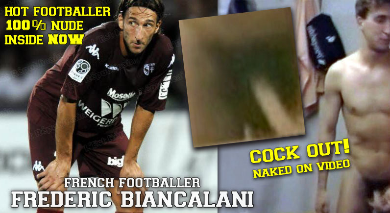 Frederic Biancalani, French footballer