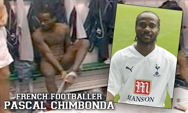 Pascal Chimbonda, French footballer