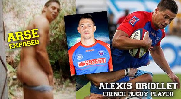 Alexis Driollet, French rugby player