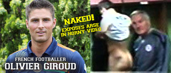 Olivier Giroud, French footballer