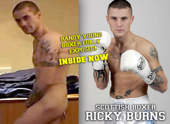 Ricky Burns, Scottish boxer