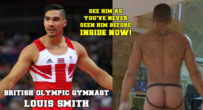 Louise Smith... Horny gymnast
